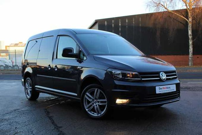 Volkswagen Caddy Maxi Panel Van 2.0 TDI 140PS C20 Highline 6 Speed +NAV