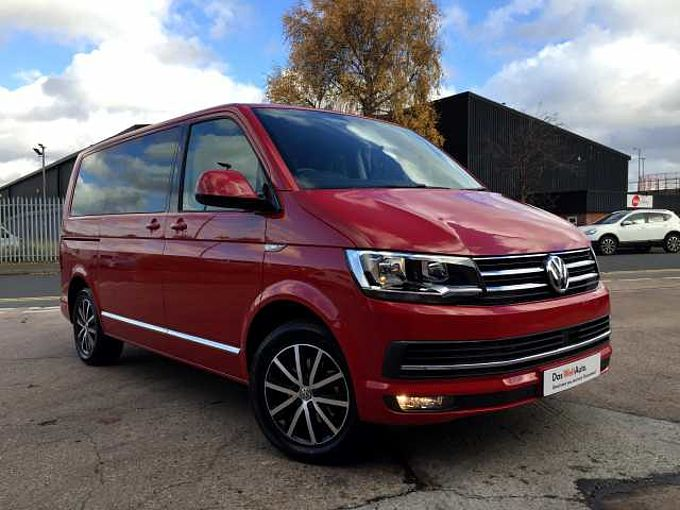 Volkswagen Caravelle SWB 2.0BiTDI 199PS EU6 Executive 7 Speed DSG