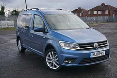 Volkswagen Caddy Maxi Life 2.0 TDI 102PS C20 EU6 7 Seats