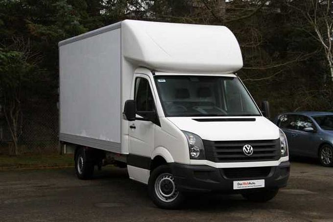 Volkswagen Crafter 2.0TDI (136PS) CR35 LWB Chassis Cab