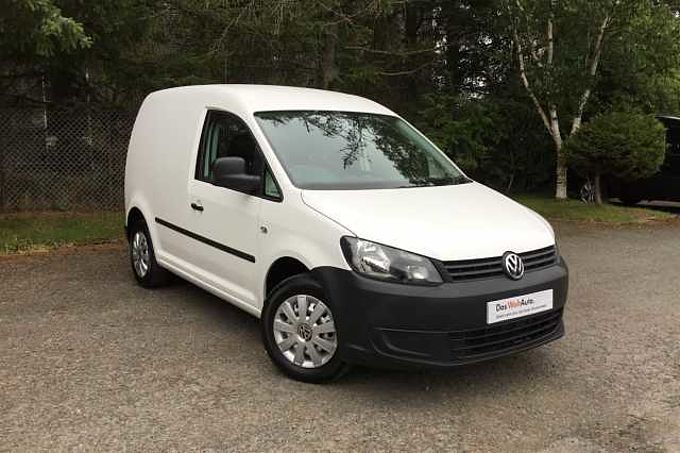 Volkswagen Caddy 1.6 TDI (102PS) C20 Startline BMT Panel Van