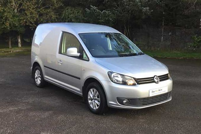 Volkswagen Caddy Panel Van 1.6 TDI 102PS C20 Highline BMT DSG