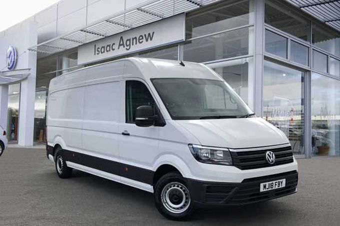Volkswagen Crafter Cr35 Lwb Diesel 2.0 TDI 140PS Startline High Roof Van