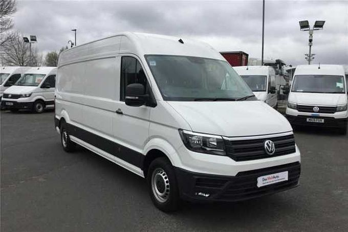 Volkswagen Crafter PV 2017 2.0TDI 140PS EU6 CR35LWB Highline