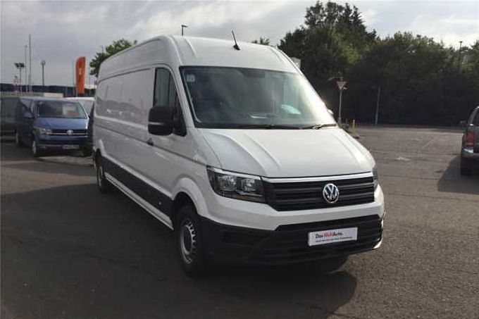 Volkswagen Crafter CR35 LWB High Roof Panel Van 2.0TDI 140PS Trendline