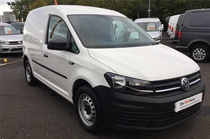 Volkswagen Caddy 2.0 TDI (102PS) C20 BlueMotion Panel Van