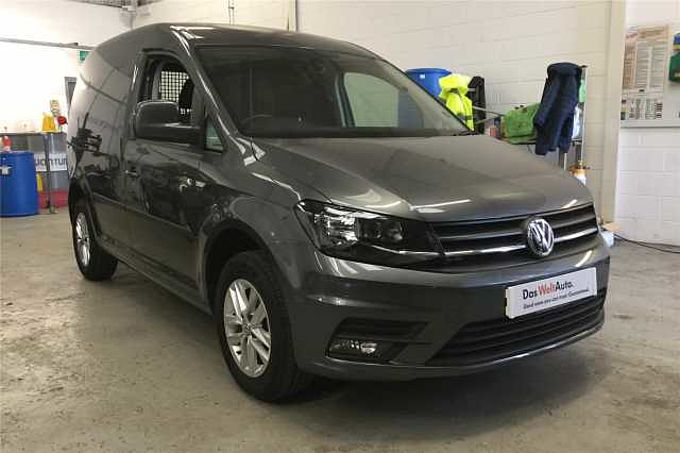 Volkswagen Caddy 2.0 TDI (102PS) C20 Highline BMT Panel Van