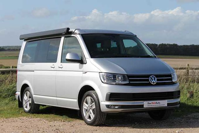 Volkswagen California 2.0 TDI BlueMotion Tech Ocean 150 5dr DSG