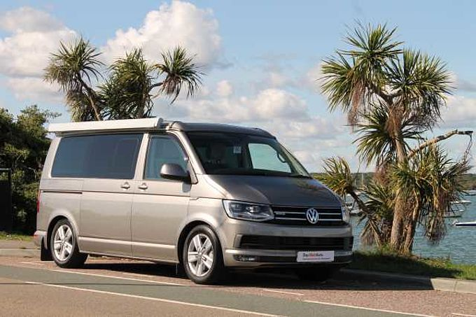 Volkswagen California Diesel 2.0 TDI BlueMotion Tech Ocean 204 5dr 4MOTION DSG