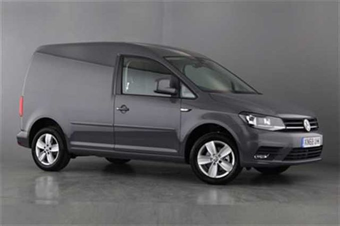 Volkswagen Caddy Panel Van 1.4 TSI (125PS)(Eu6) Highline BMT