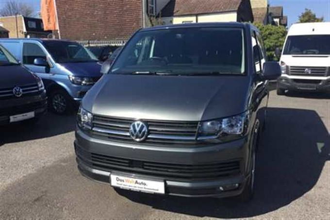Volkswagen Transporter Panel Van 2.0TDI (102PS) T28 Highline BMT SWB