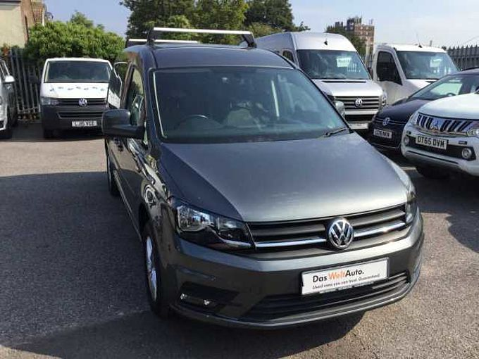 Volkswagen Caddy Maxi Panel Van 2.0 TDI C20 Highline BMT EU6 DSG