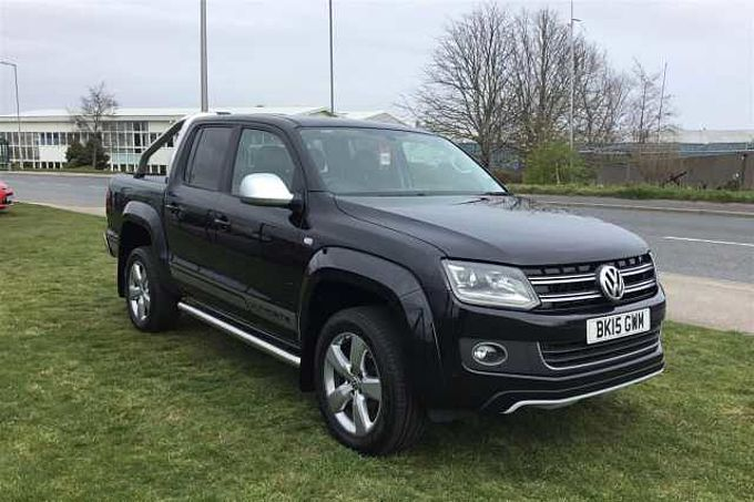 Volkswagen Amarok 2.0Bitdi 180PS Ultimate 4MOTION Per Pick-U