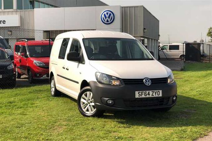 Volkswagen Caddy Maxi Kombi 1.6 TDI C20 102PS Panel Van