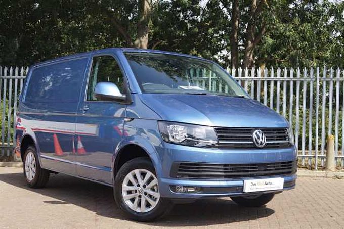 Volkswagen Transporter 2.0TDI 150PS T30 Highline SWB PV