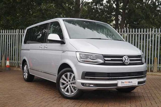 Volkswagen Caravelle Bus 2.0TDI 204PS 4MOTION DSG