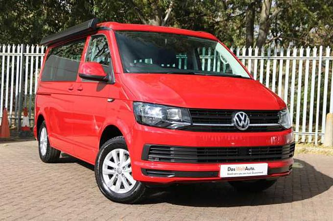 Volkswagen California Beach 2.0TDI 150PS DSG NAV