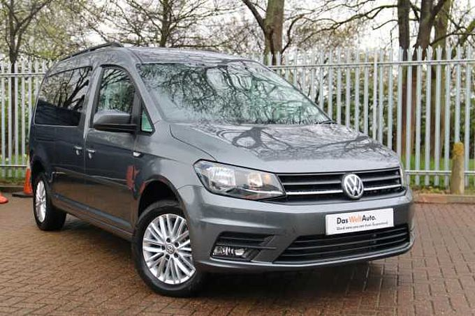 Volkswagen Caddy Maxi Life 2.0 TDI (150PS) C20 7 Seats DSG