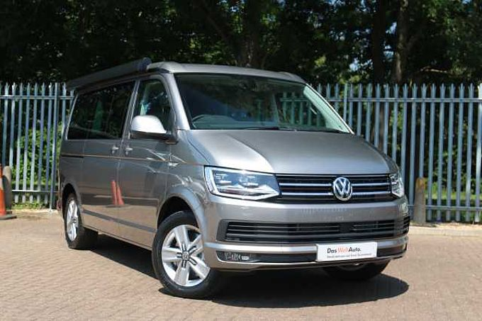 Volkswagen California Diesel Estate 2.0 TDI Ocean 199 5dr DSG *NAV *LED LIGHTS