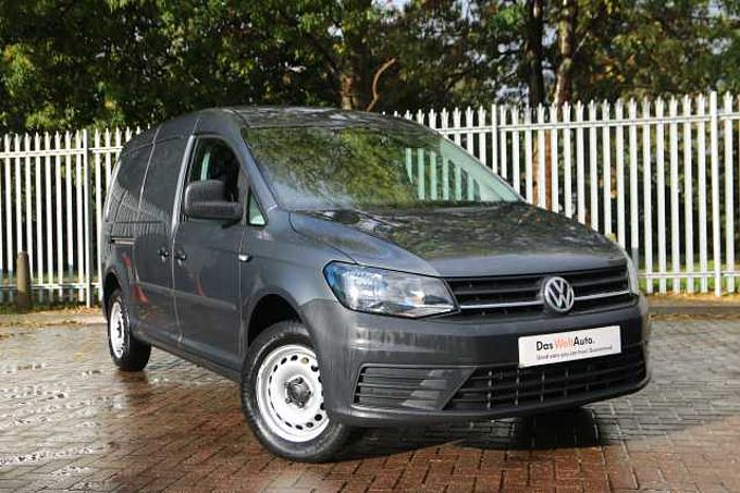 Volkswagen Caddy Maxi 2.0 TDI 102PS C20 Startline BMT PV *A/C
