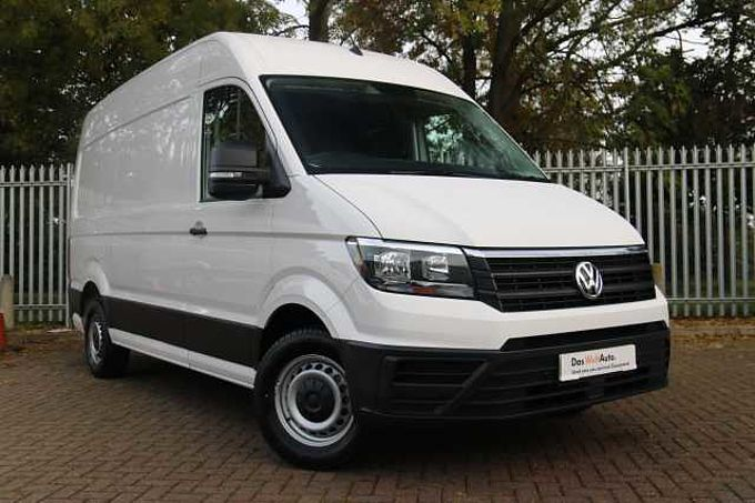 Volkswagen Crafter Cr35 Mwb Diesel 2.0 TDI 140PS Startline High Roof Van *AIR-CON