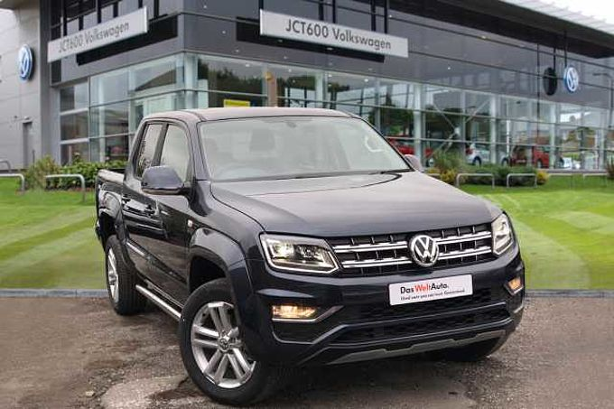 Volkswagen Amarok Double Cab Highline Pick Up 3.0 V6 TDI 258 BMT 4M Auto