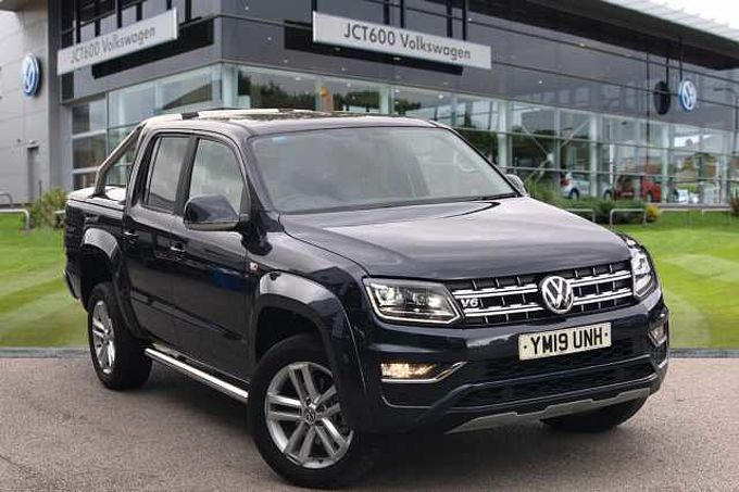 Volkswagen Amarok Highline 3.0TDI V6 258PS 4Motion PickUp