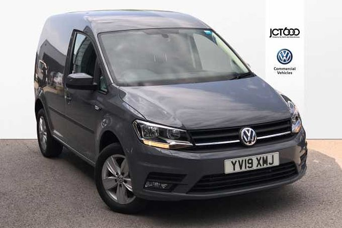 Volkswagen Caddy C20 Diesel 2.0 TDI BlueMotion Tech 150PS Highline Van
