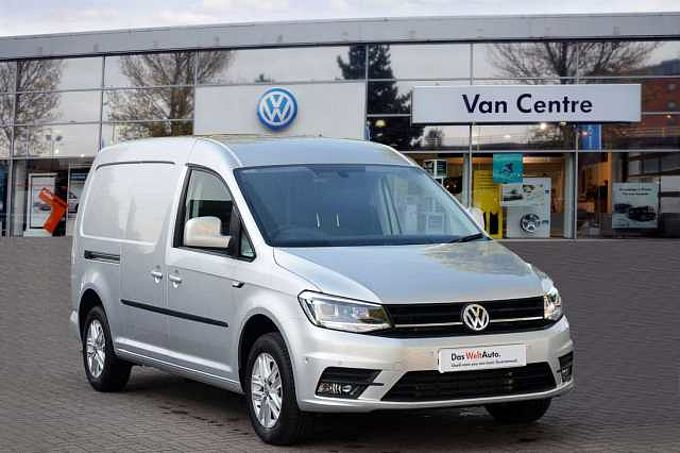 Volkswagen Caddy Maxi C20 Diesel 2.0 TDI BlueMotion Tech 102PS Highline Van DSG