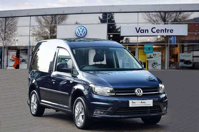 Volkswagen Caddy Panel Van 1.4TSI 125Eu6 C20 Highline BMT DSG