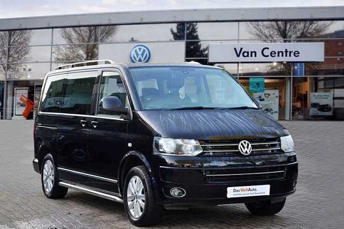 Volkswagen Caravelle Bus SWB 2.0TDI 140PS Executive BMT DSG