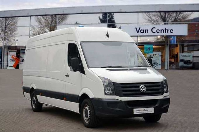 Volkswagen Crafter Cr35 Lwb Diesel 2.0 TDI 136PS High Roof Van