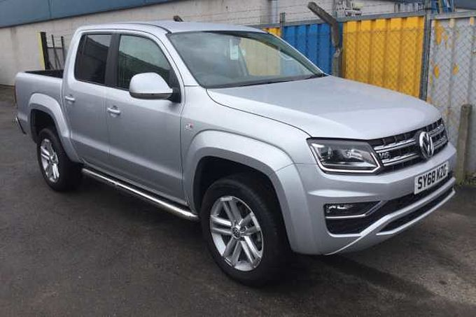Volkswagen Amarok Highline 3.0 V6TDI 204PS EU6BMT 4M Per P-Up
