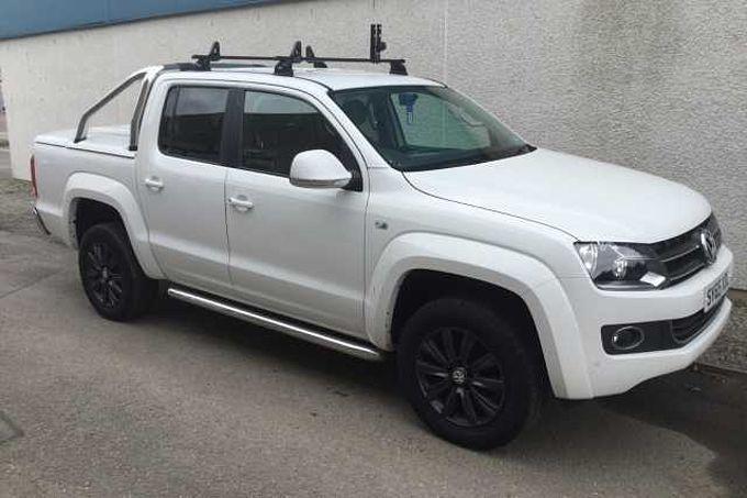 Volkswagen Amarok 2.0BiTDi (180PS) Highline 4MOTION Pick-Up