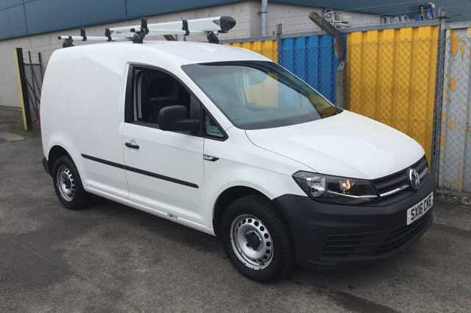 Volkswagen Caddy Panel Van 2.0 TDI (102PS) C20 Startline BMT P/Van