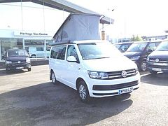 Volkswagen California Beach 2.0TDI 150PS EU6 BMT DSG Beach 150ps 6spd manual