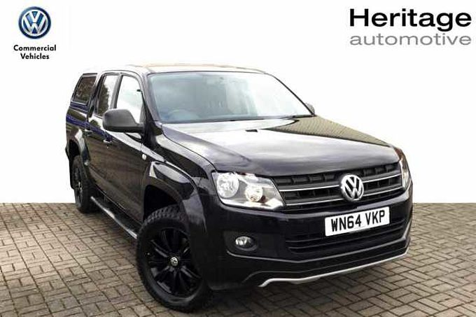 Volkswagen Amarok 2.0BiTDi 180 Dark Label 4MOTION Sel Pick Up
