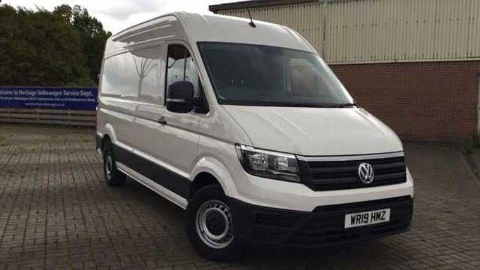 Volkswagen Crafter Cr35 Mwb Diesel 140PS Trendline High Roof