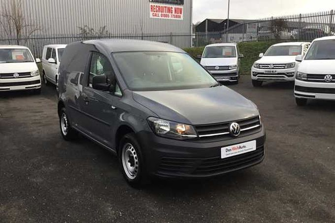 Volkswagen Caddy Panel Van 1.2 TSI 84PS Eu6 C20 Startline BM