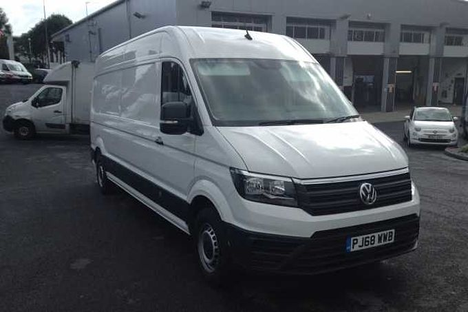 Volkswagen Crafter Cr35 Lwb Diesel Panel Van 2.0 TDI 140PS Startline High Roof Van
