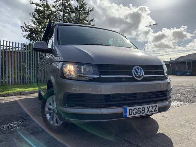 Volkswagen California Beach 150 PS 2.0 TDI BMT 7sp DSG