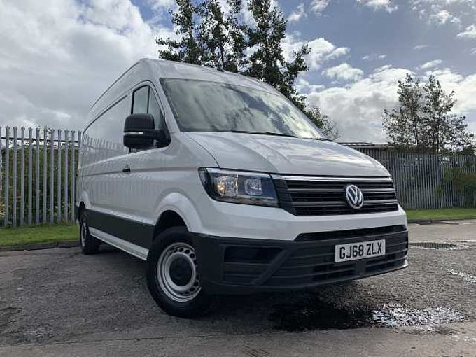Volkswagen Crafter CR35 Panel Van Trendline 140 PS 2.0 TDI 6sp Manual