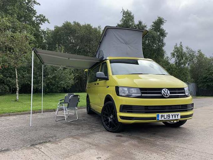 Volkswagen California Diesel Estate 2.0 TDI Beach 150 PS DSG