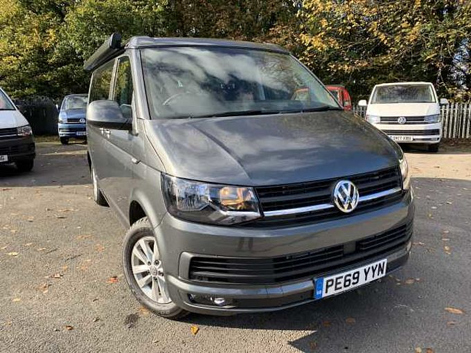 Volkswagen California Beach SWB 150 PS 2.0 TDI BMT 7sp DSG