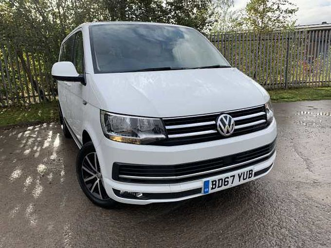 Volkswagen Caravelle Executive SWB EU6 150 PS 2.0 TDI BMT 7sp DSG