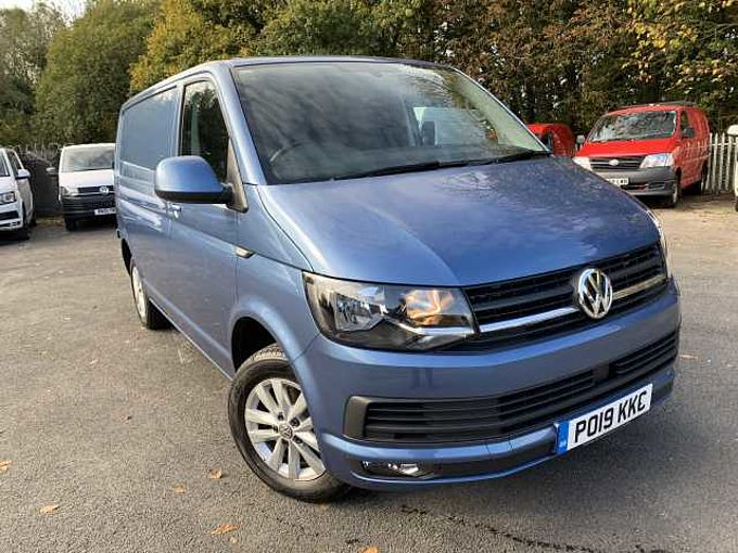 Volkswagen Transporter Panel Van T30 Highline SWB EU6 150 PS 2.0 TSI BMT 6sp Manual