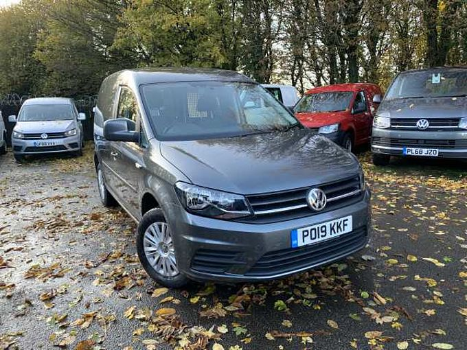 Volkswagen Caddy Panel Van 2.0 TDI (102PS) C20 Trendline BMT