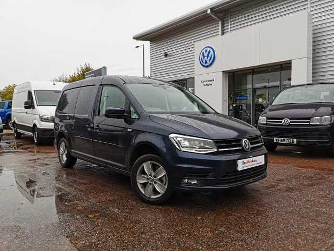 Volkswagen Caddy Maxi 2.0 TDI 150PS C20 Highline BMT PV