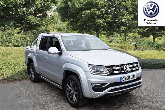 Volkswagen Amarok Highline 3.0TDI V6 258PS Highline 4M Pi