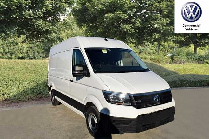Volkswagen Crafter PV 2017 2.0TDI 177PS CR35 4M MWB Trendlin